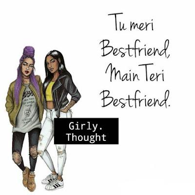 Tu meri Bestfriend main Teri Bestfriend