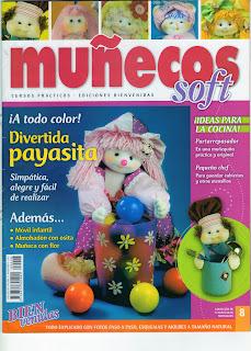 Muñecos Soft Nro. 8