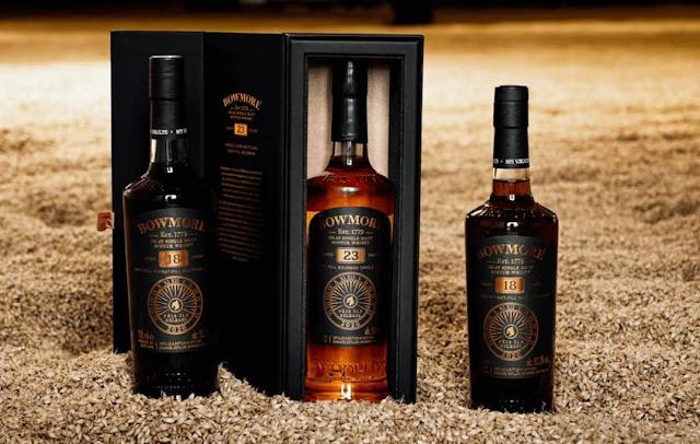 Bowmore Feis Ile bottlings