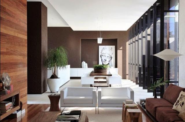 contemporary interior design popular