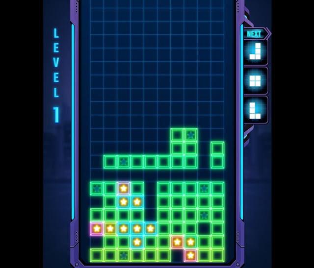 Game Tetris Blocks Online
