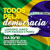 Limoeiro será palco de ato pró-democracia em favor de Haddad e Manu