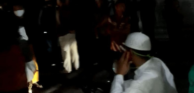 Keluarga Habib Asegaf Al-Jufri Diserang Kelompok Intoleran, Petrus: Tangkap!
