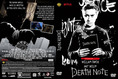 Filme Death Note DVD Capa