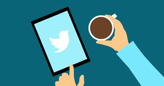 البحث عن شخص في تويتر