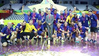 BALONMANO - La Super Globe 2017 va para el Barcelona que ya cuenta con tres Mundiales de clubes