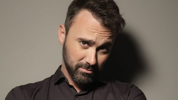 Ο Γιώργος Καπουτζίδης στον ΑΝΤ1...