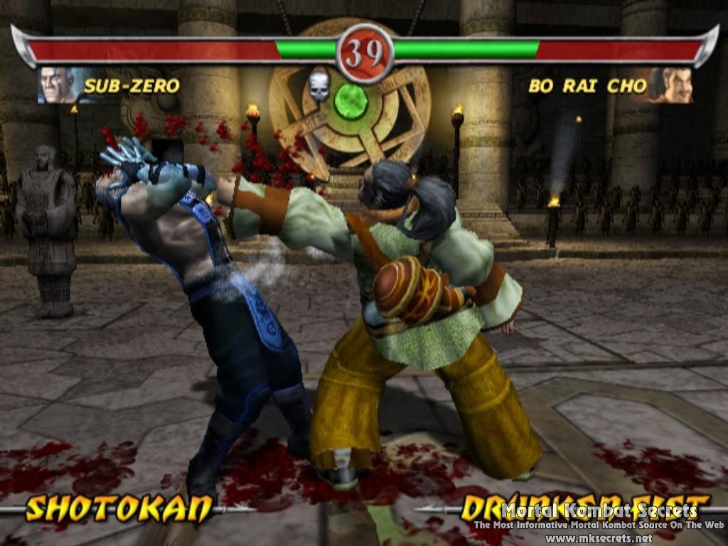 starwiners: Mortal Kombat: Deadly Alliance download
