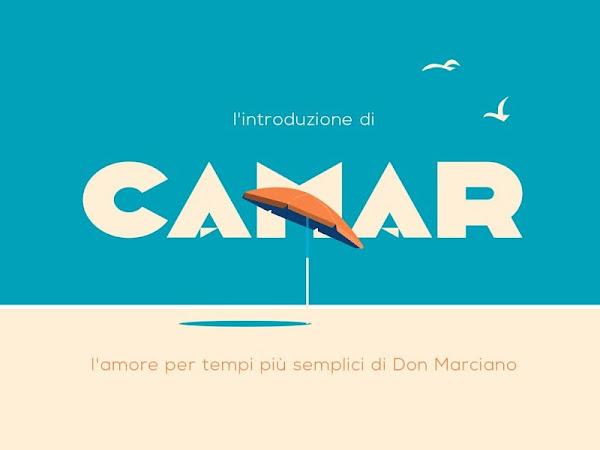 Camar Vintage Font Free Download