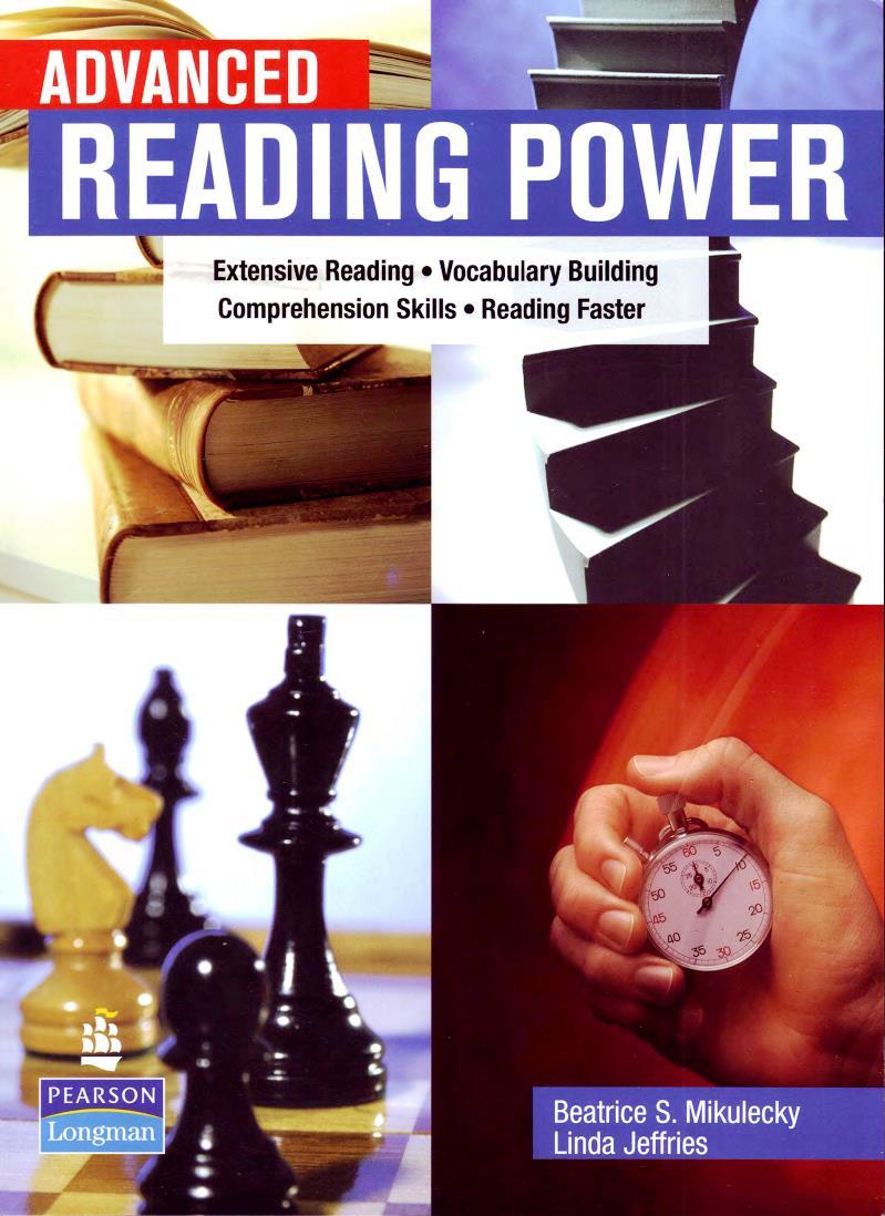 Advanced Reading Power – Beatrice S. Mikulecky
