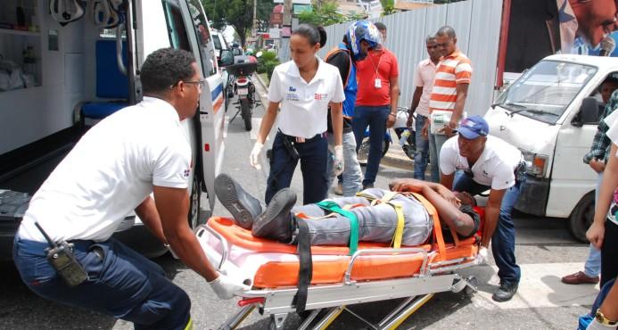 Pacientes con traumas por accidentes consumen el 1.8 por ciento del PIB