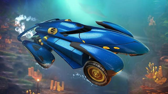 لعبة السيارات الصاروخية Rocket League Triton 2016 برابط مباشر و تورنت