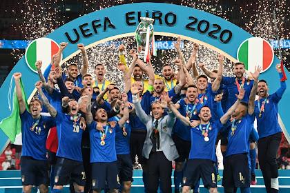 Daftar Juara Piala Eropa (EURO) Lengkap dari Tahun ke Tahun