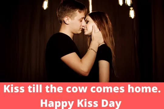 Kiss Day Quotes-Messages-Wishes With Love Images