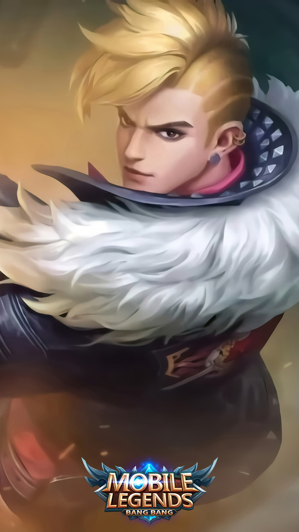 Wallpaper Chou Go Ballistic Skin Mobile Legends Full HD for Android and iOS