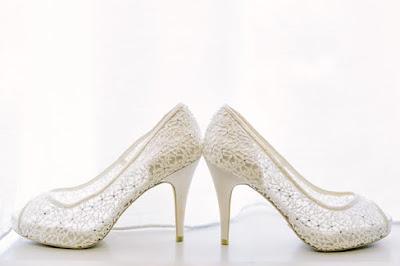 comodos Zapatos de novia