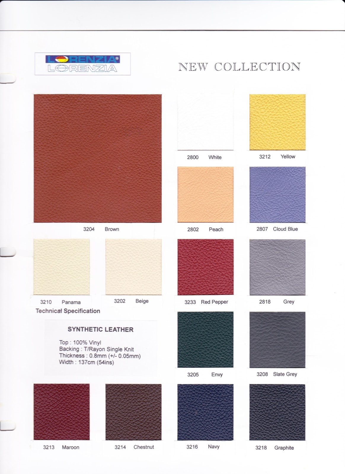 Heat Office Design 14 Fabric Synthetic Pu Leather