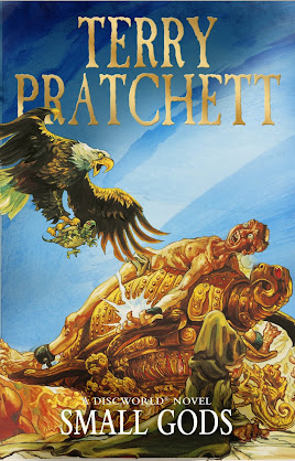 Wertzone Classics: Small Gods by Terry Pratchett
