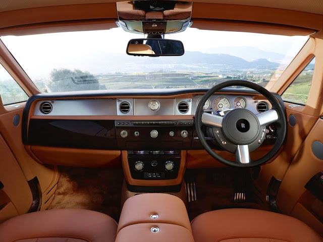 Rolls-Royce Phantom 2013 Coupé - interior