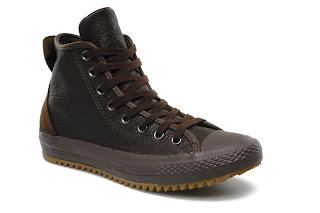 a25907de644ffe Converse Chuck Taylor All Star Hollis Hi Style   132390C ราคา 4300 บาท  รองเท้าหนังหุ้มข้อ สีน้ำตาลเข้ม รุ่น Hollis Hi Style   132390C