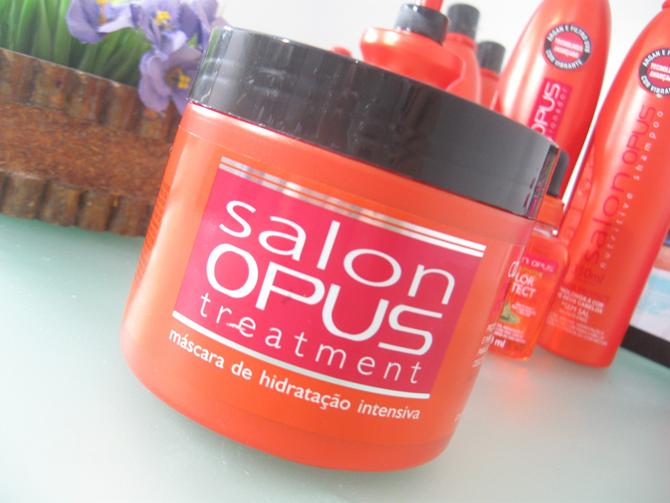 Salon Opus Nutritive Color Protect