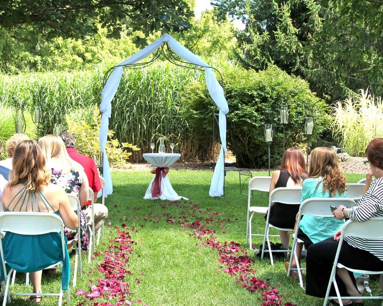 Kickapoo Creek Winery Wedding Venues