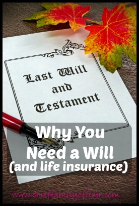 Why you need a will - chieffamilyofficer.com