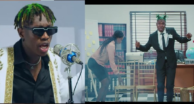 [Music Video] Zlatan – Yeye Boyfriend Mp4 Download