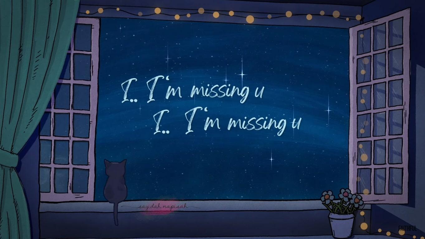 lirik lagu x missing u dayang nurfaizah faizal tahir tuju yonnyboii