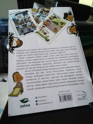 Sinopsis Buku 55 Mutiara Akhlak