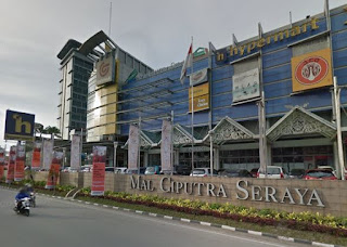 Lokasi CIMB Niaga Weekend Banking Pekanbaru - RIAU