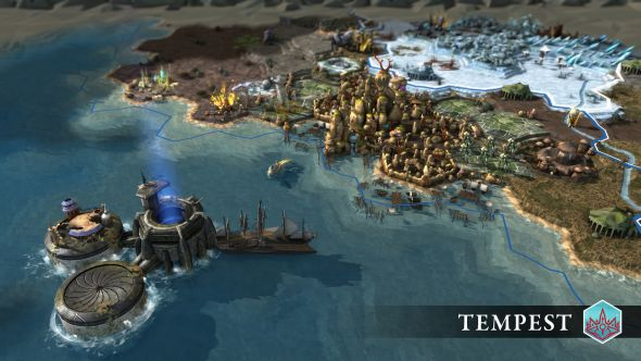 Baixar Endless Legend Tempest (PC) + Crack