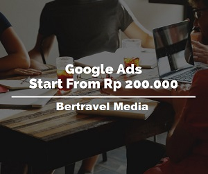 Jasa Adwords Meranti Bertravel Media