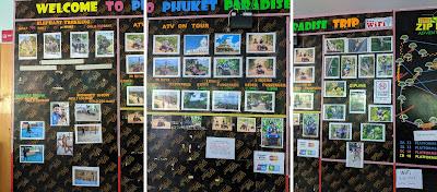 Pengalaman Menaiki ATV di Phuket Paradise ATV & Zipline