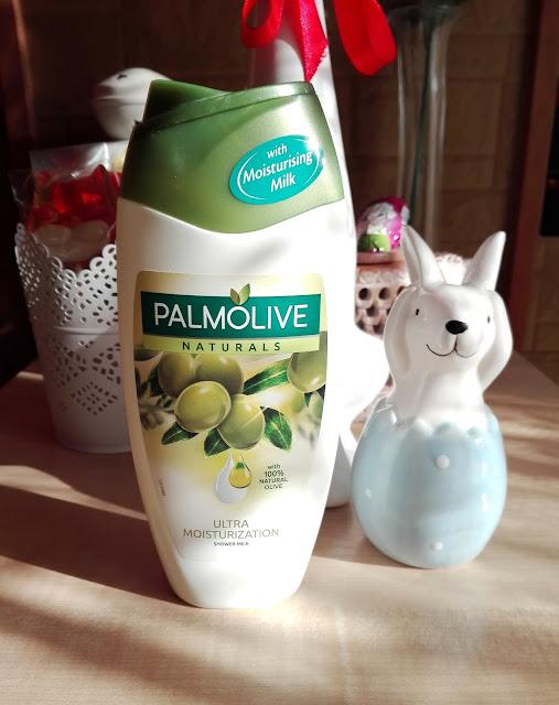 Palmolive, Oliwkowy żel pod prysznic
