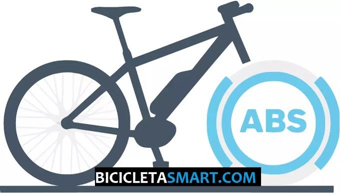 Sistema Antibloqueo de Frenos ABS para bicicletas
