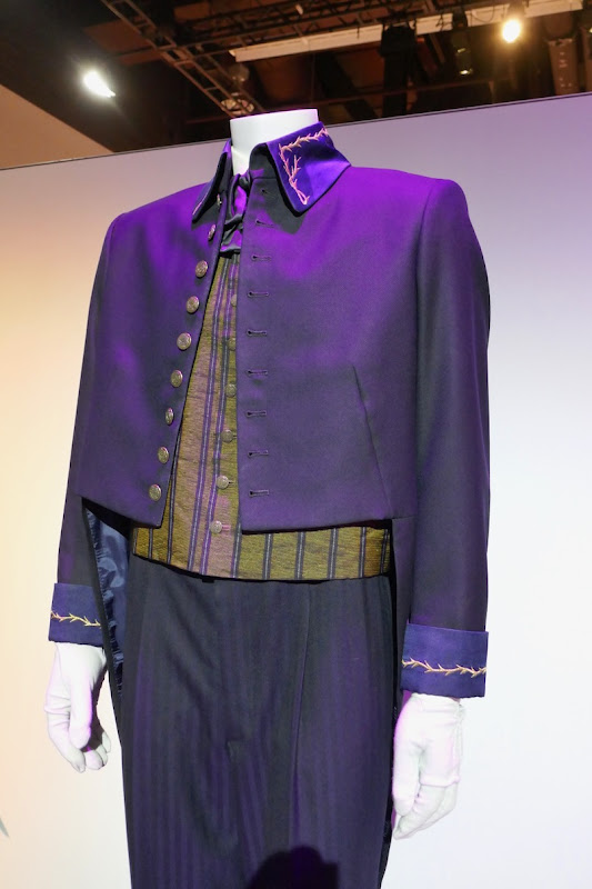 Terence Stamp Haunted Mansion Ramsley butler costume