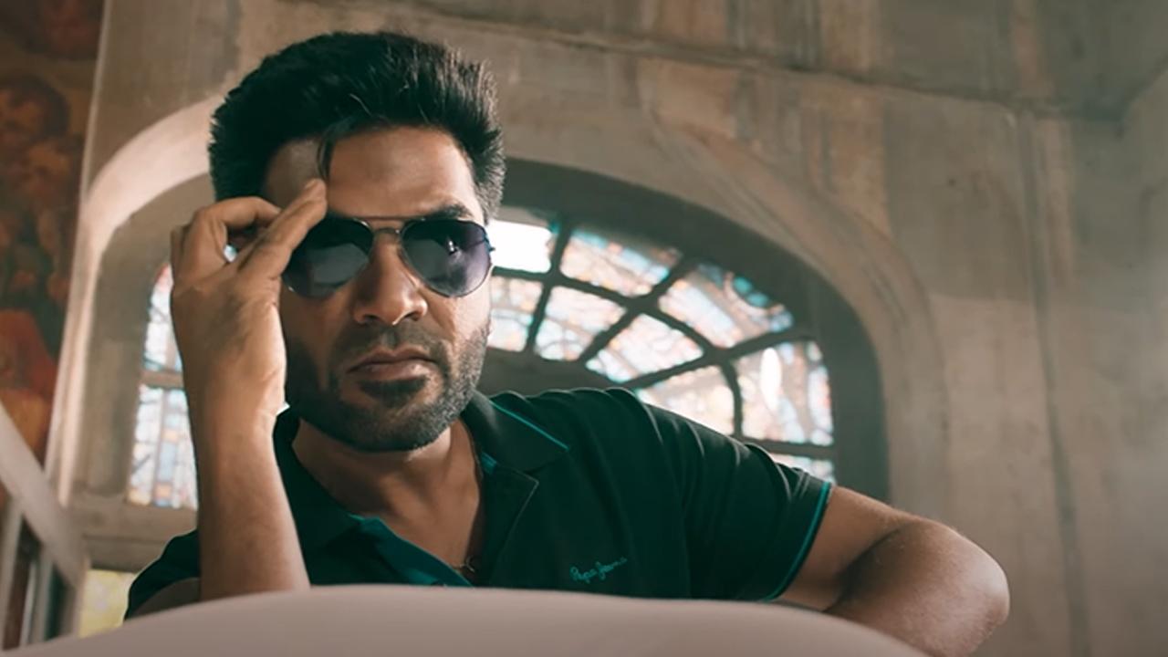 Maanaadu Tamil Movie Official Teaser
