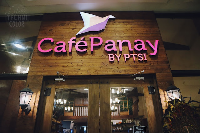 AirAsia in Iloilo Cafe Panay