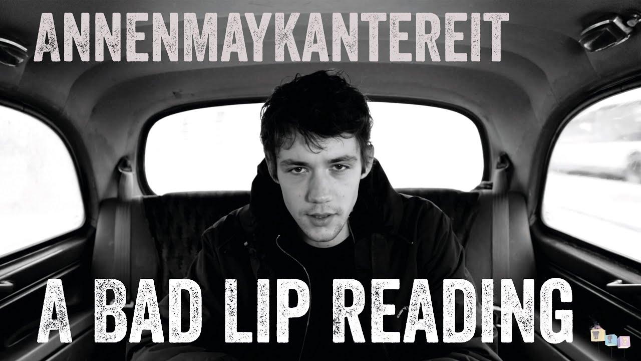 AnnenMayKantereit in A Bad Lip Reading | Luksans Wundertüten Fabrik hat zugeschlagen