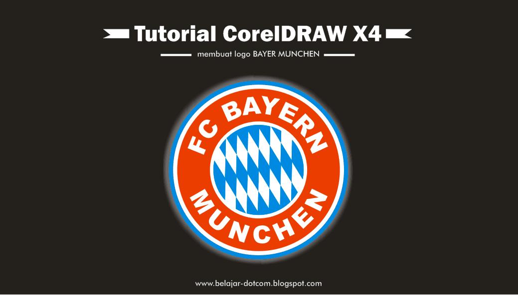 Cara Membuat Logo Bayern Munchen Di Coreldraw
