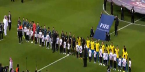 الأرجنتين تفوز على البرازيل بهدف ميسي
