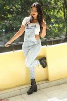 Neha Deshpande in Spicy Denim Jumpsuit and Whtie Crop Top March 2017 101.JPG