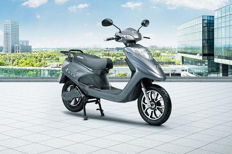 Ampere V48 LA Electric Scooter 2021