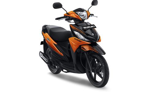 Harga Suzuki Address Playful, Review dan Spesifikasi Lengkap