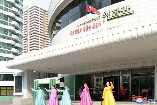 ryomyong street cinema