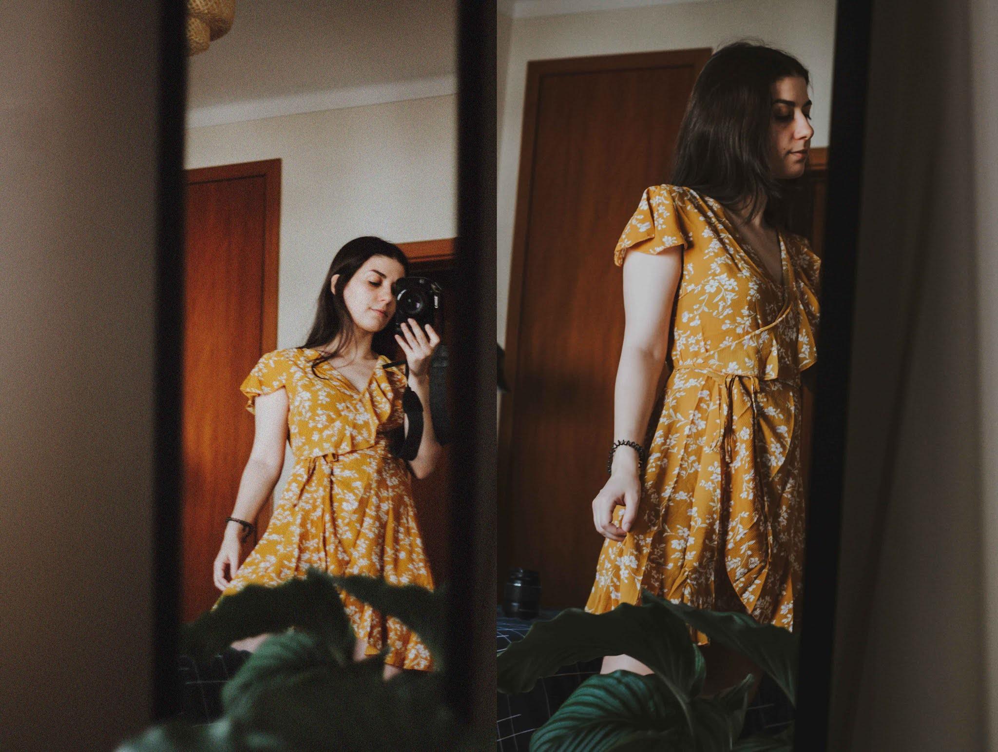 A Vida Invisível de Addie Larue e um vestido bonito