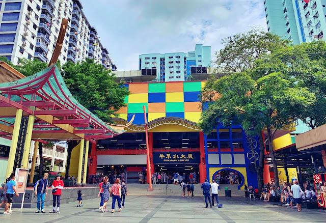 Gdzie tanio i dobrze zjeść w Singapurze? Zapraszam Was na kulinarny spacer ulicami chińskiej dzielnicy Chinatown. Powiem Wam, gdzie dobrze zjeść i nie stracić fortuny.