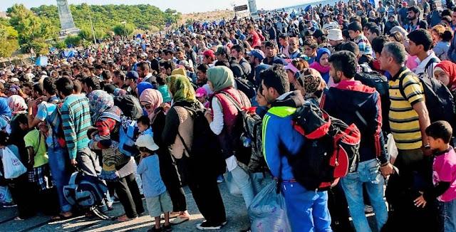 Το μεταναστευτικό και η απειλή μίας εθνικής κρίσης