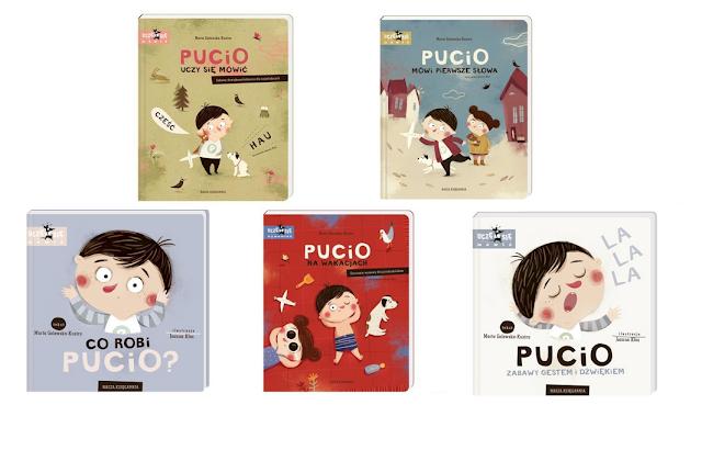 Książeczki wspierające naukę mówienia dla dzieci